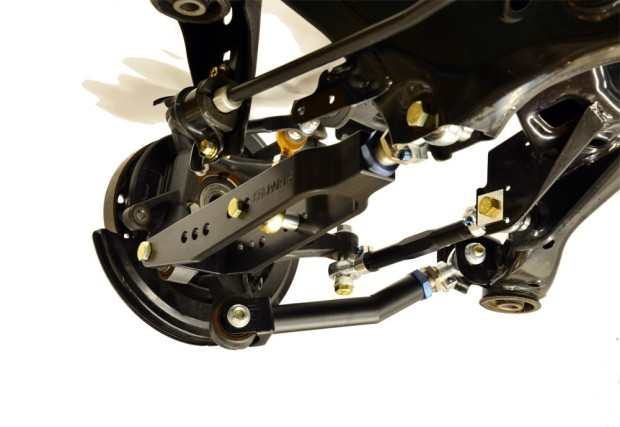 GT86 SUB Frame with all SPL Products installed