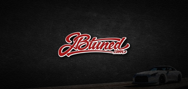 JBtuned.com Logo Design